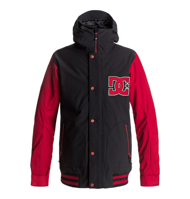 0 DCLA - Snow Jacket Red EDYTJ03048 DC Shoes