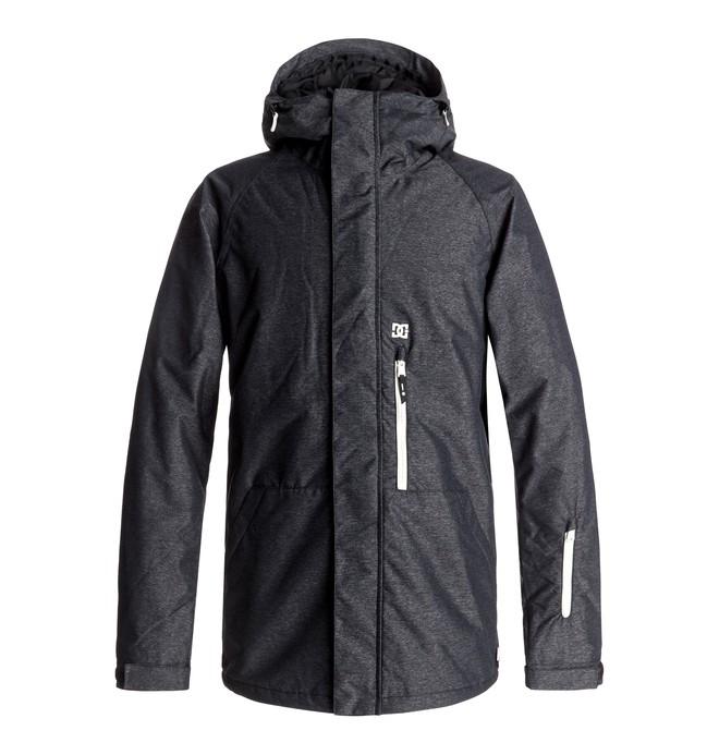 0 Ripley - Snow Jacket Black EDYTJ03049 DC Shoes