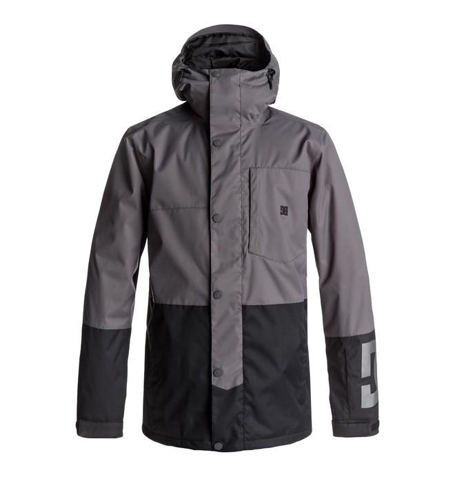 0 Сноубордическая куртка Defy Черный EDYTJ03050 DC Shoes