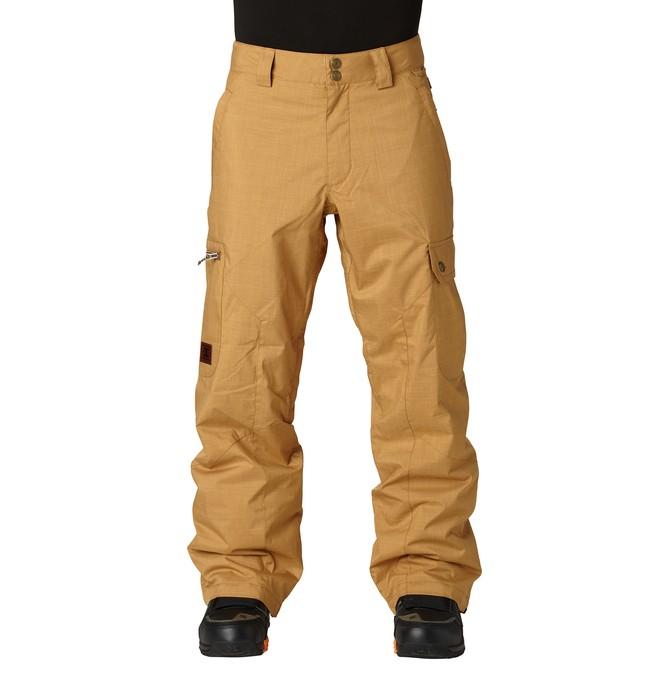 0 Men's Code 15 Snow Pants  EDYTP00005 DC Shoes