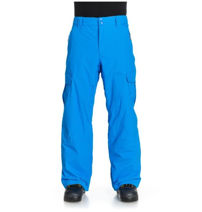 0 Men's Donon 15 Snow Pants  EDYTP00006 DC Shoes