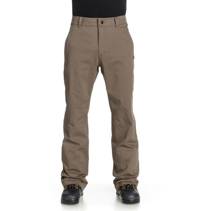 0 Men's Ollie Snow Pants  EDYTP00007 DC Shoes