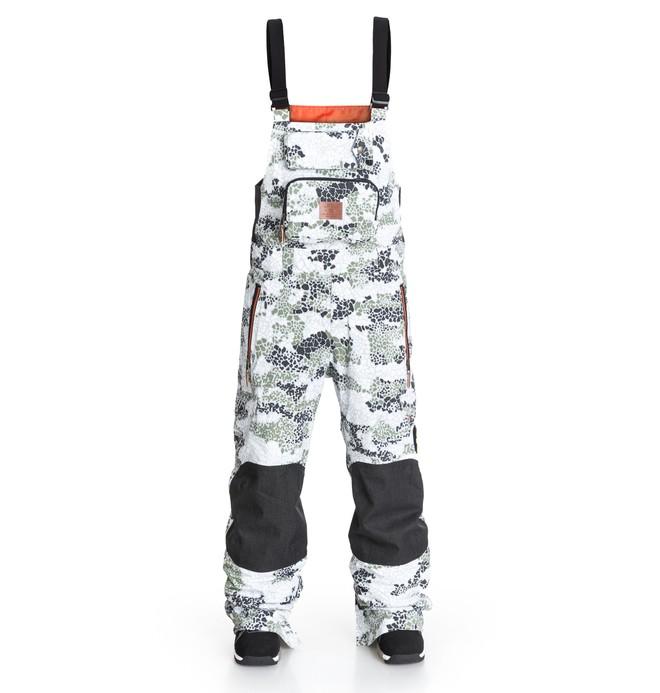 0 Men's Clash Bib Pants  EDYTP03001 DC Shoes