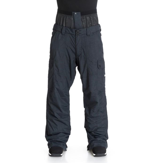 0 Men's Donon Snowboard Pants  EDYTP03002 DC Shoes
