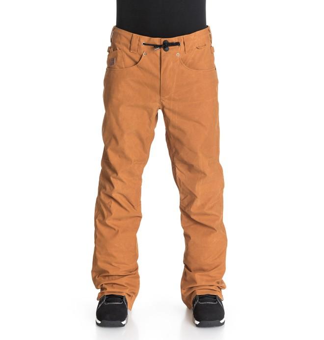0 Men's Relay Snow Pants  EDYTP03003 DC Shoes