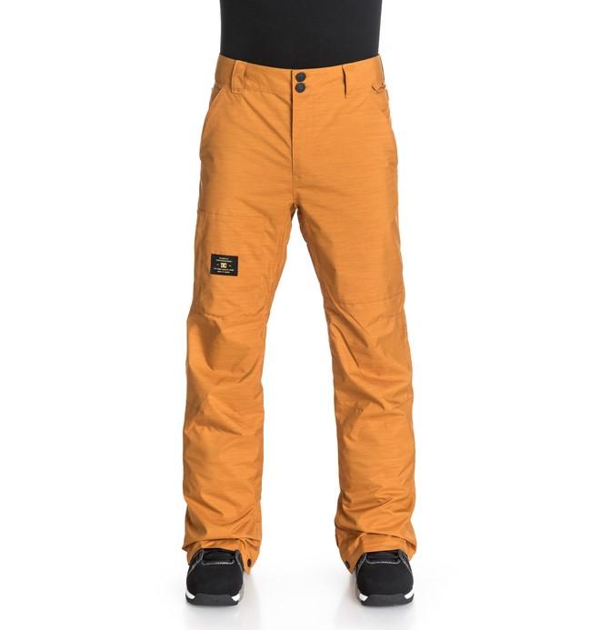 0 Men's Dealer Snow Pants  EDYTP03006 DC Shoes