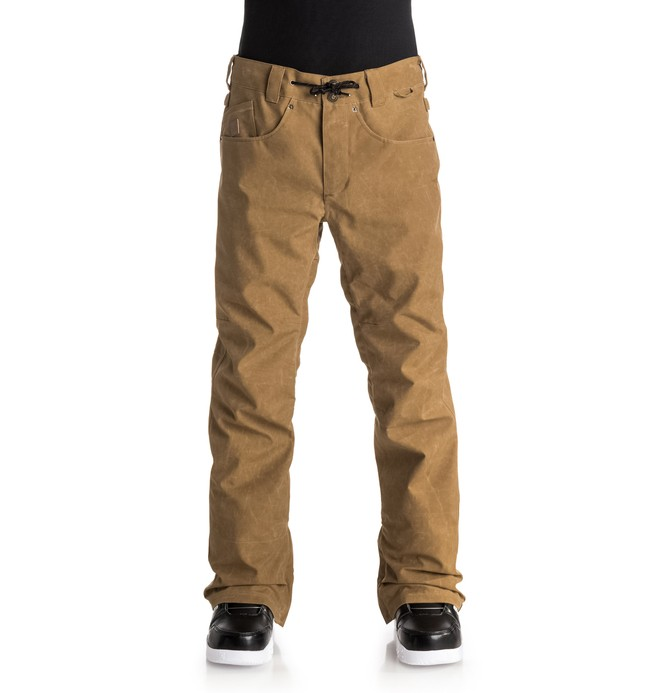 0 Men's Relay Snow Pants  EDYTP03016 DC Shoes