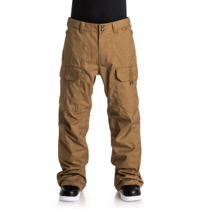 0 Code - Snow Pants  EDYTP03019 DC Shoes