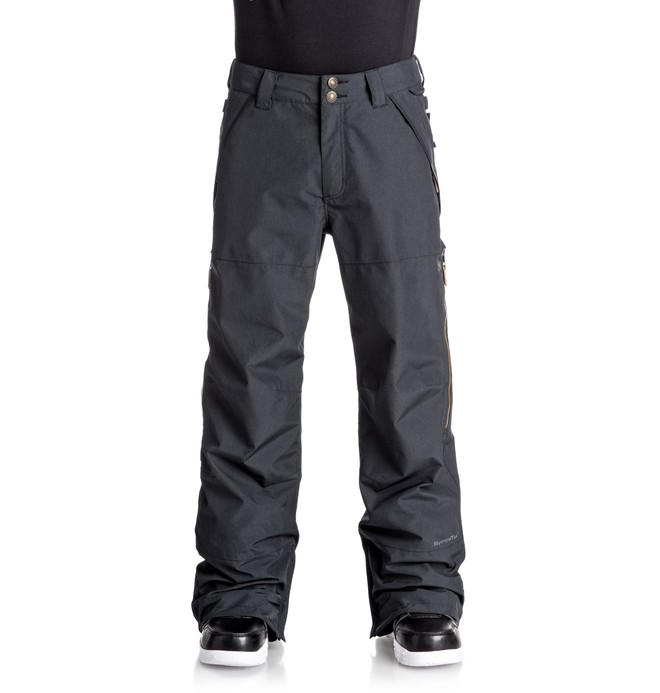 0 Nomad - Snow Pants Black EDYTP03023 DC Shoes