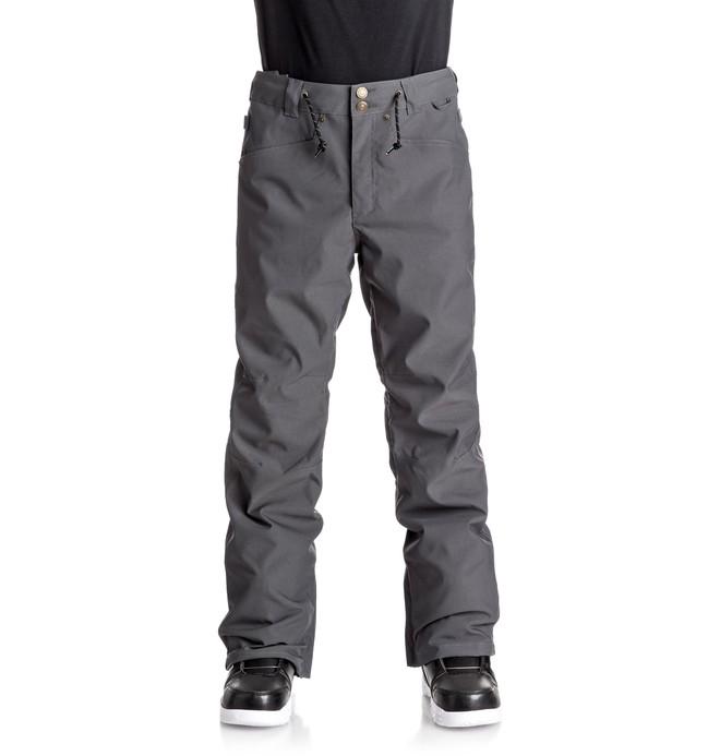 0 Men's Relay Snow Pants Black EDYTP03025 DC Shoes