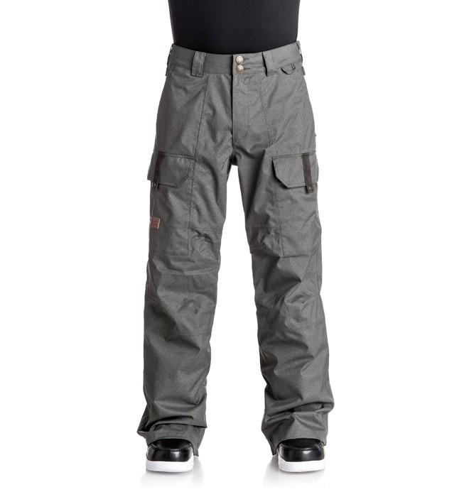 0 Code - Snow-Hose Schwarz EDYTP03026 DC Shoes