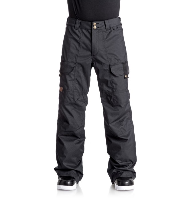 0 Code - Pantalon de snow Noir EDYTP03026 DC Shoes