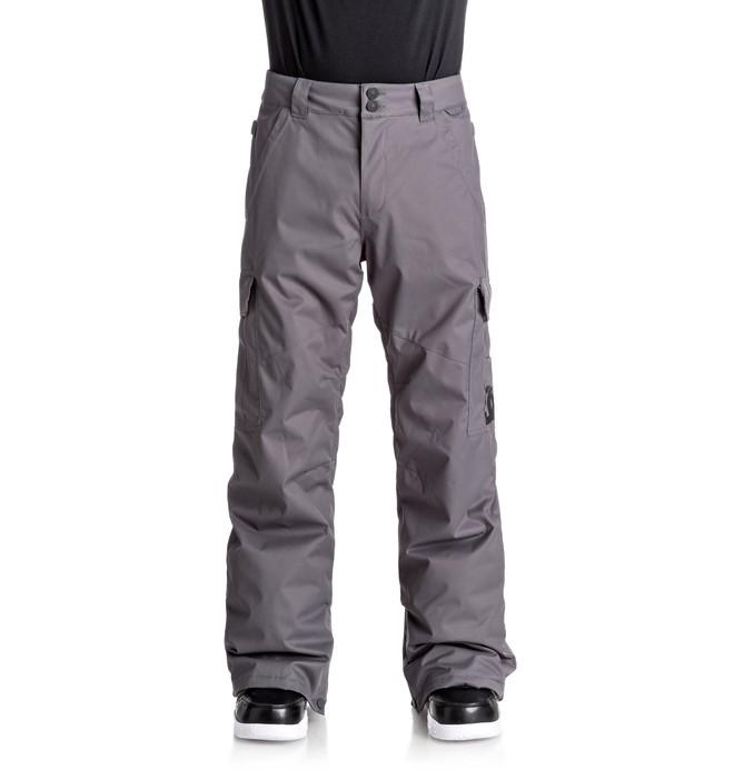 0 Сноубордические штаны Banshee Черный EDYTP03028 DC Shoes