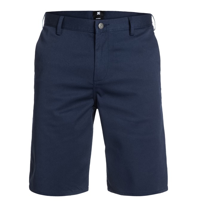 DC WORKER SHORT Purple EDYWS03001