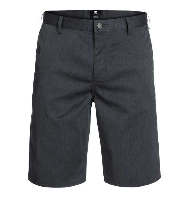 0 DC Worker Shorts Black EDYWS03001 DC Shoes