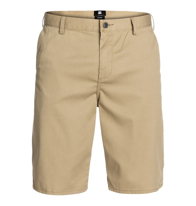 0 DC Worker Shorts Beige EDYWS03001 DC Shoes