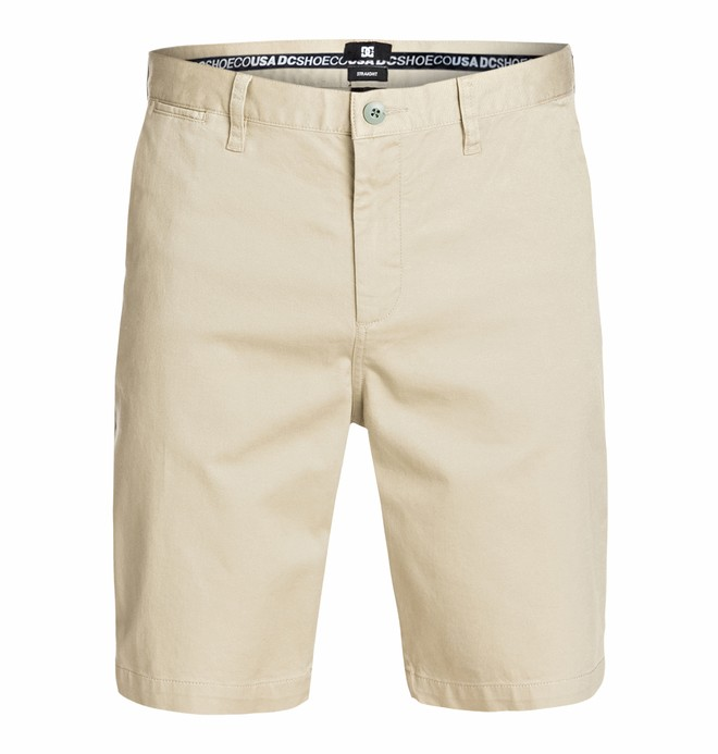 "0 Men's Worker 20.5"" Straight Fit Shorts  EDYWS03009 DC Shoes"