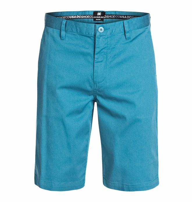 """0 Men's Worker Roomy 22"""" Shorts  EDYWS03010 DC Shoes"""