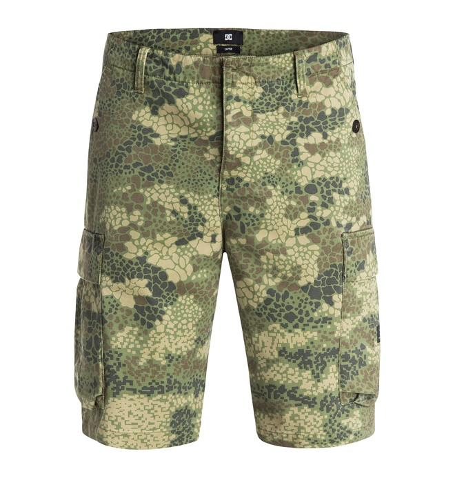0 Men's DPM Cargo Shorts  EDYWS03030 DC Shoes