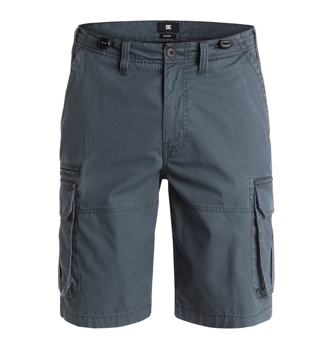 0 Men's Wastinghouse Cargo Twill Shorts  EDYWS03031 DC Shoes