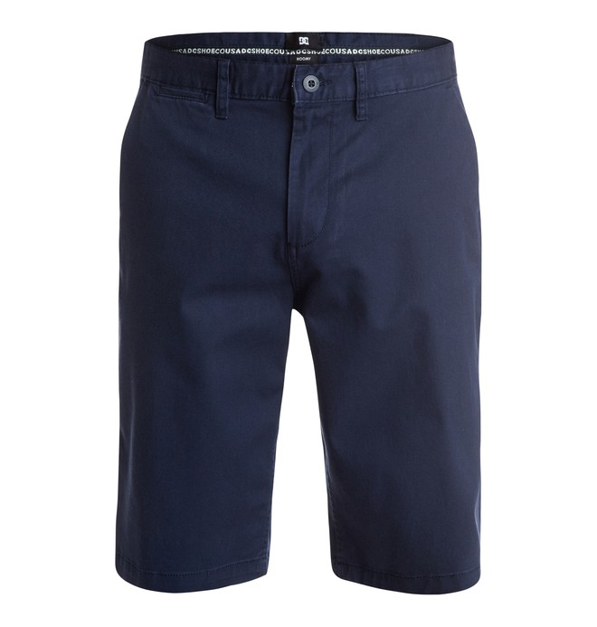 """0 Men's Worker Roomy Fit 22"""" Shorts  EDYWS03039 DC Shoes"""