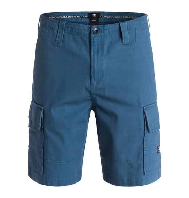 """0 Men's Ripstop Cargo 21"""" Shorts  EDYWS03041 DC Shoes"""