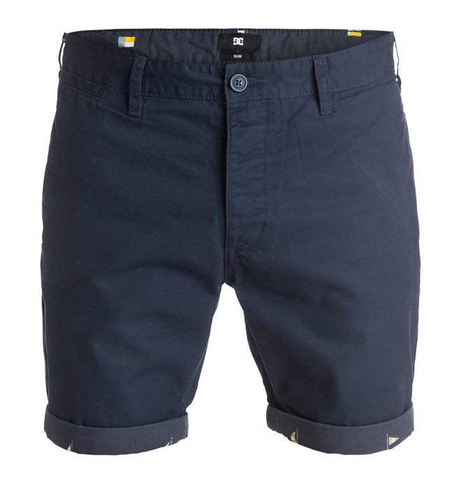 0 Beadnell - Shorts Blue EDYWS03046 DC Shoes