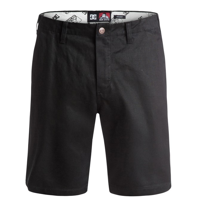 0 Ben Davis - Shorts Black EDYWS03047 DC Shoes