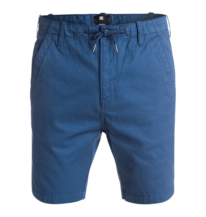 0 Fatigue - Shorts Blue EDYWS03049 DC Shoes