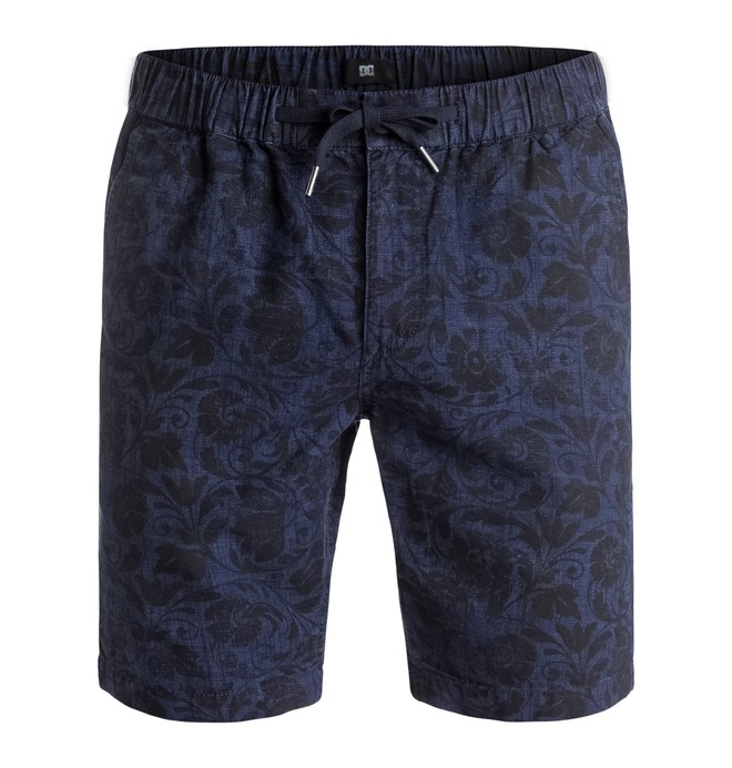 0 Ilford - Shorts Blue EDYWS03050 DC Shoes