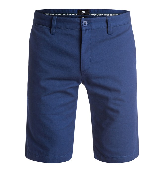 0 Skinny Slim - Shorts Blue EDYWS03053 DC Shoes