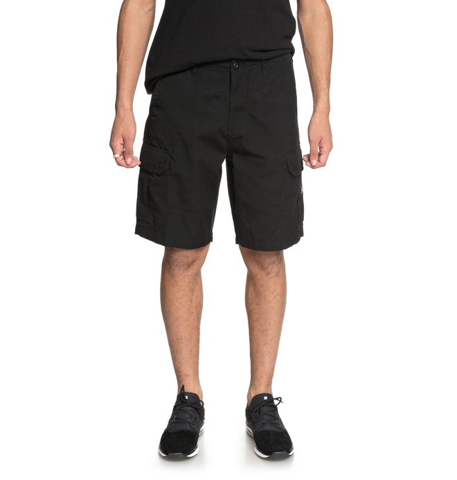 "0 Ripstop 21"" - Cargo Shorts Black EDYWS03054 DC Shoes"