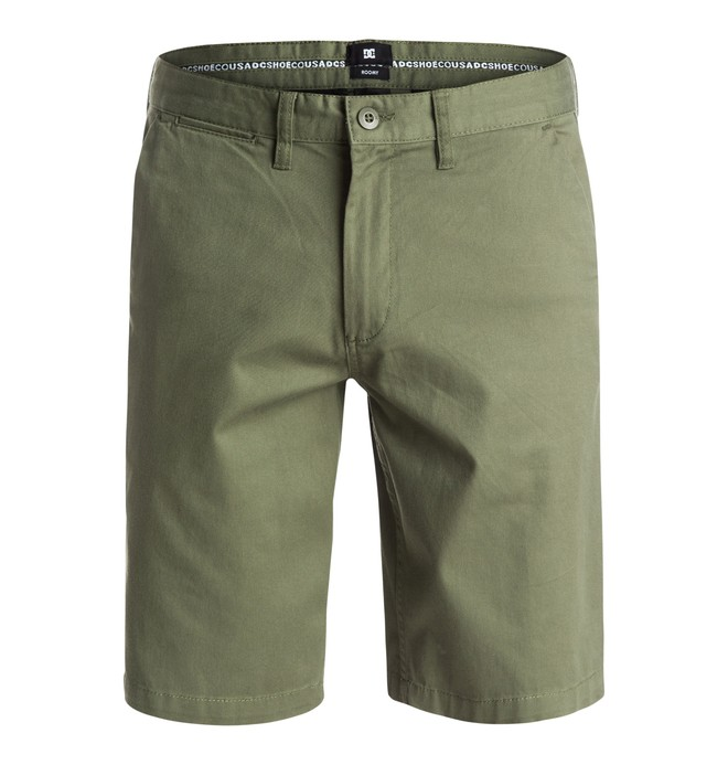 """0 Men's Worker Roomy 22"""" Shorts  EDYWS03065 DC Shoes"""