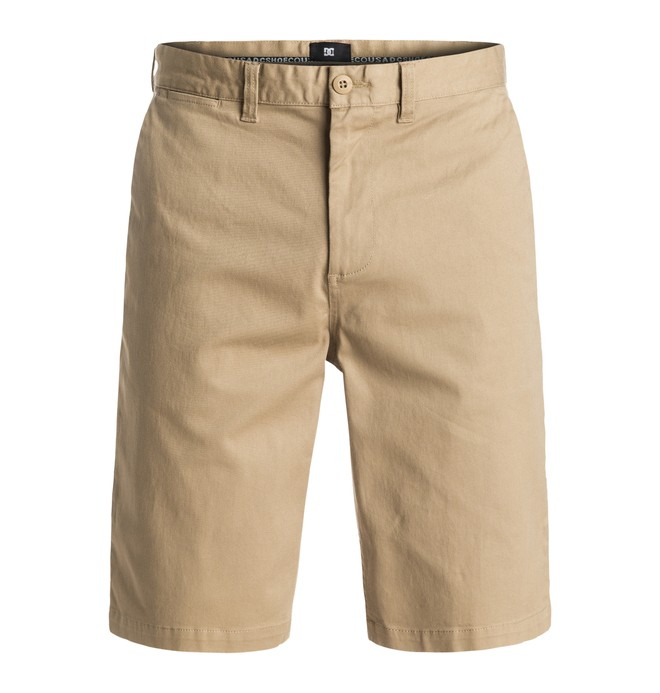 0 Worker Roomy - Shorts Green EDYWS03065 DC Shoes