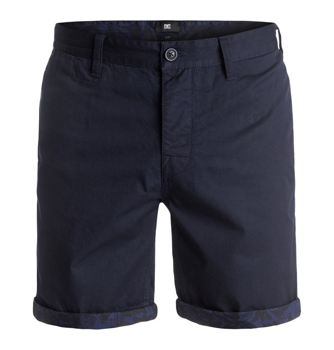 """0 Beadnell 19"""" - Shorts Blue EDYWS03072 DC Shoes"""