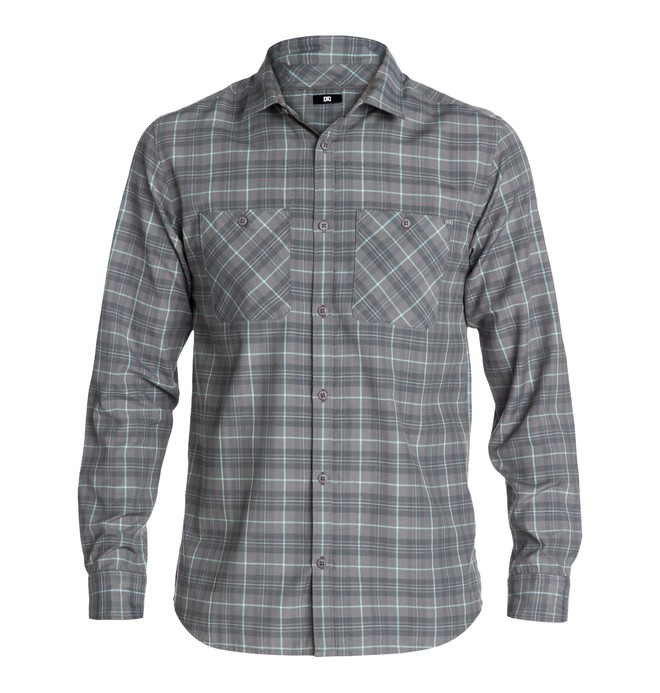 0 Men's Cold As Ice LS Shirt  EDYWT03014 DC Shoes
