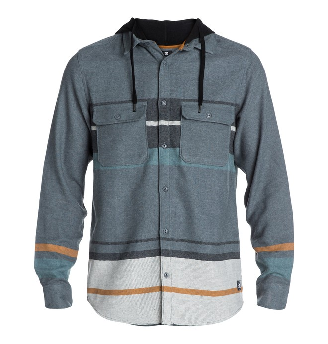 0 Men's Xtatic LS Shirt  EDYWT03016 DC Shoes