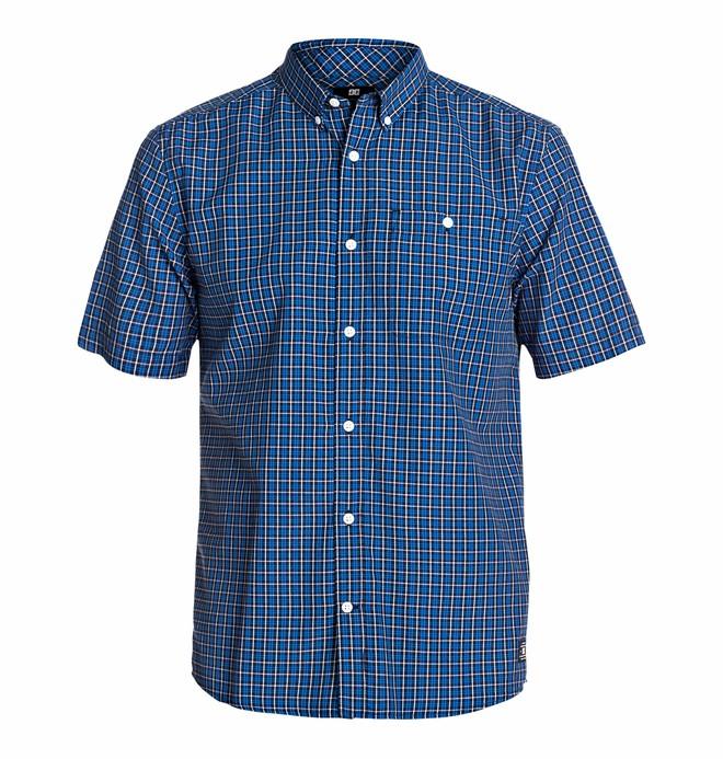 0 Men's Atura Short Sleeve Shirt  EDYWT03019 DC Shoes