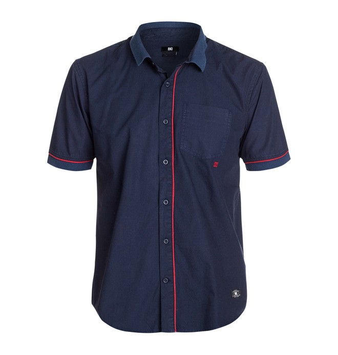0 Sutton SS Shirt  EDYWT03029 DC Shoes