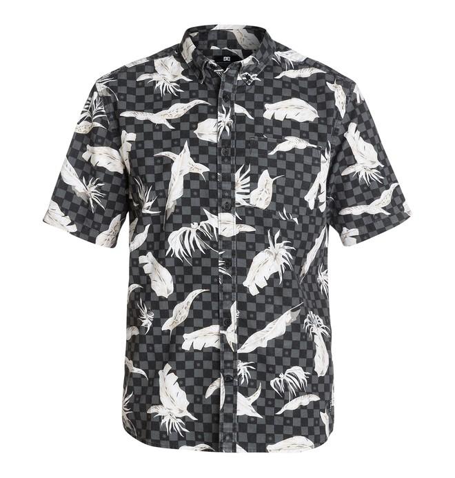 0 Men's Lenzen Check Shirt  EDYWT03038 DC Shoes