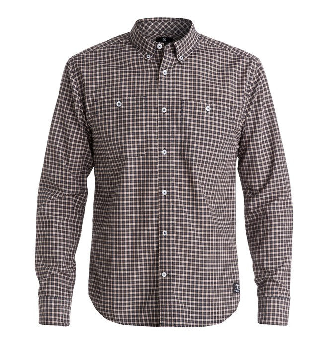0 Men's Wind Chester Shirt  EDYWT03048 DC Shoes