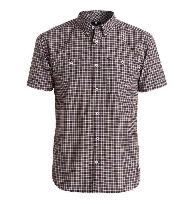 0 Men's Wind Chester Short Sleeve Shirt  EDYWT03049 DC Shoes