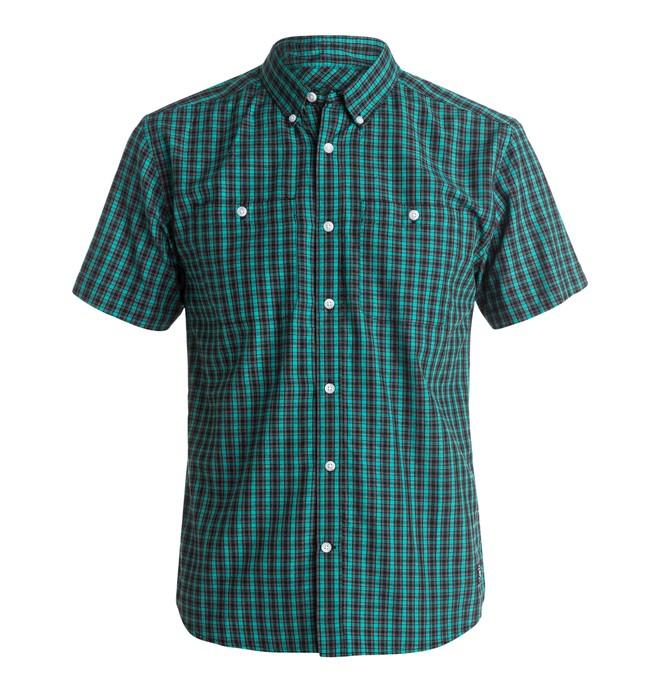 0 Men's Atura Short Sleeve Shirt  EDYWT03069 DC Shoes