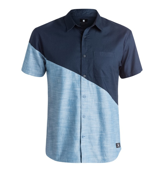0 Gap Year - Short Sleeve Shirt  EDYWT03082 DC Shoes