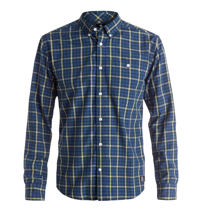 0 Men's Atura Long Sleeve Shirt  EDYWT03086 DC Shoes