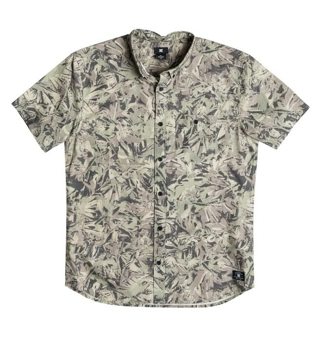 0 Men's Vacation Short Sleeve Shirt  EDYWT03095 DC Shoes