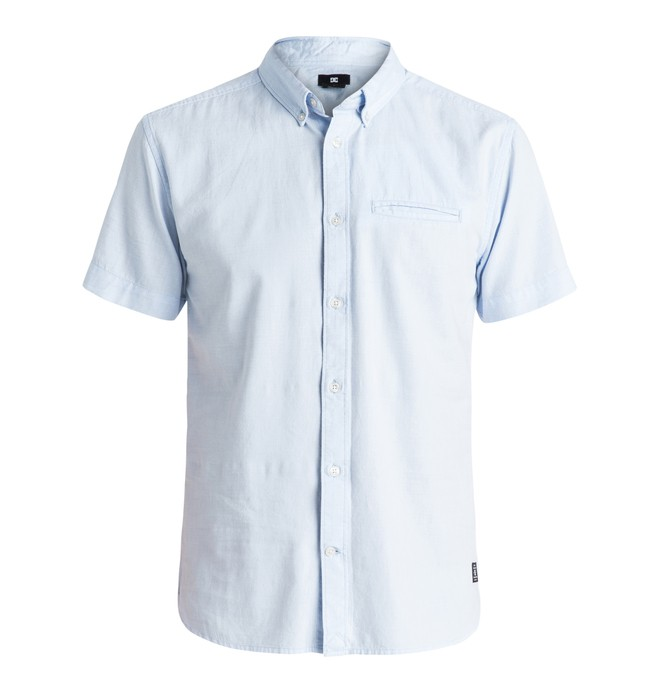 0 Men's Oxford Short Sleeve Shirt  EDYWT03097 DC Shoes