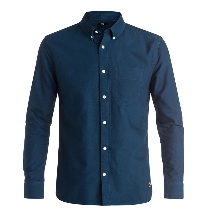 0 Oxford - Long Sleeve Shirt  EDYWT03104 DC Shoes