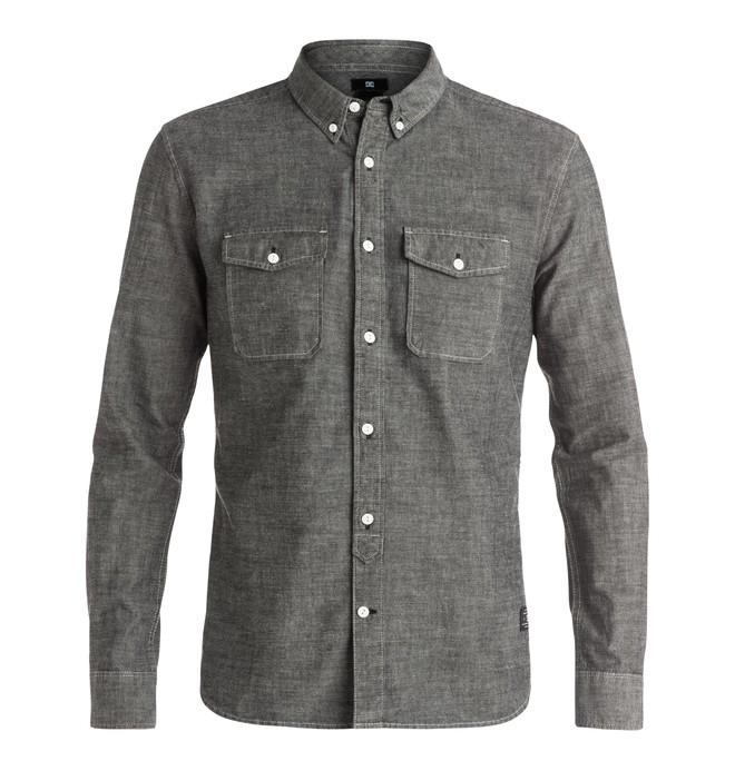 0 Men's Arrowood Long Sleeve Shirt  EDYWT03106 DC Shoes