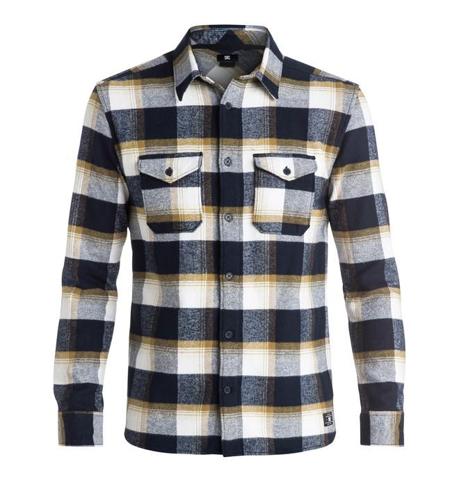 0 Marsha Flannel - Long Sleeve Shirt  EDYWT03110 DC Shoes